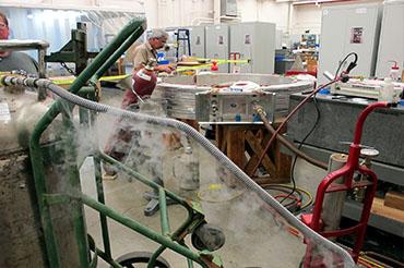 Nitrogen Leak Test