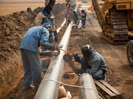 Oil and gas pipeline design maintenance and repair Services