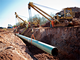 Pipeline Precommissioning