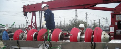 Bowsher Petroleum - Pipeline Services